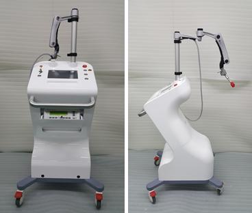 KAIST가 비츠로네스텍과 공동 개발한 근접 암치료장비. KAIST 제공