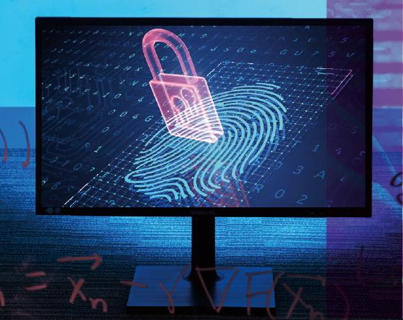 ′4세대 암호′로 불리는 동형암호는 현존하는 가장 안전한 보안 기술로 평가 받고 있다. 디자인 현진