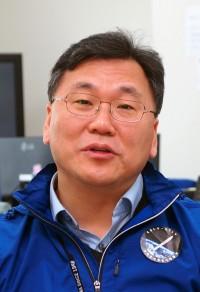 한영민 한국항공우주연구원 엔진시험평가팀장. 고흥=윤신영 기자