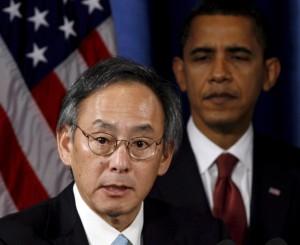 2008년 미국 에너지 장관 자리에 오른 스티븐 추. 연합뉴스