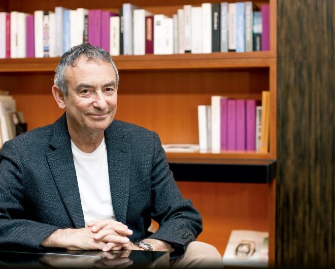 케네스 리벳 미국 버클리 캘리포니아대 교수. 사진 이서연(AZA 스튜디오)