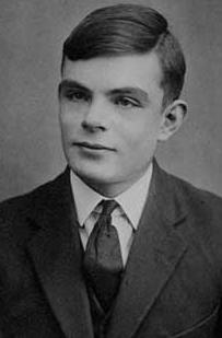 영국의 수학자, 암호학자, 논리학자이자 컴퓨터 과학의 선구적 인물이다. 알고리즘과 계산 개념을 튜링 기계라는 추상 모델을 통해 형식화함으로써 컴퓨터 과학의 발전에 지대한 공헌을 했다.-위키백과 제공