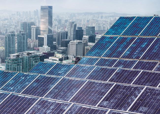 메트로폴리탄은 태양의 도시'로 변신 중, 게티이미지뱅크, 서울시 제공