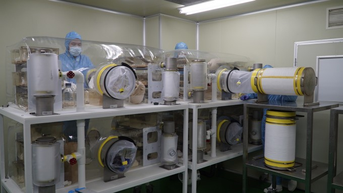 포항공대에 자리한 면역 미생물 공생 연구단은 무균/무항원 생쥐 사육 설비(사진) 등 세계적인 경쟁력을 갖춘 인프라를 자랑하고 있다. 그러나 연구단 폐쇄가 결정되면서 실험설비도 내년 이맘때 해체될 예정이다.