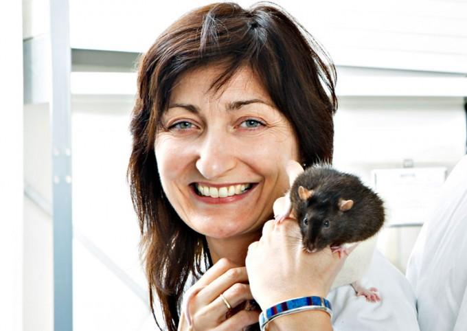 2014년 포유류의 뇌에서 장소세포와 격자세포를 밝혀낸 공로로 남편인 에드바르드 모세르와 함께 노벨 생리의학상을 받은 마이브리트 모세르 노르웨이 과학기술대 교수. Universitetet i Bergen 제공