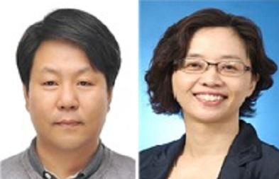 장찬동 충남대교수(왼쪽)과 김재영 계명대 교수- 충남대 및 계명대 제공