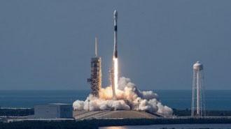 국산 위성, 3번째 사용되는 팰컨9로켓 타고 우주로…24시간내 재발사 시대 열리나