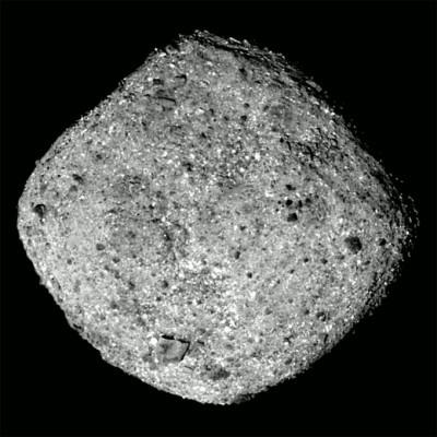 美 탐사선오시리스-렉스 소행성 베누 신비 밝힌다