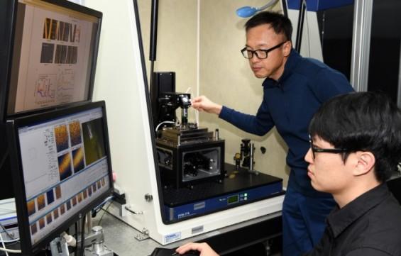 나노소자 내부 구조 보는 고감도 현미경 개발