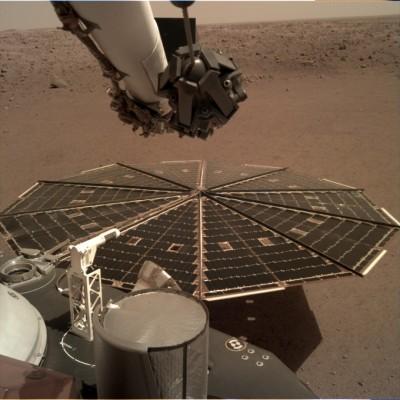 화성의 노래를 들어라…NASA, 첫 화성 바람 소리 공개