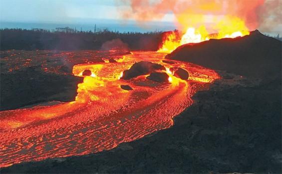 수천가구 주택 뒤덮은 하와이 킬라우에아 화산폭발, 예상보다 광범위했다