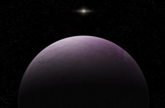 태양에서 가장 먼 핑크색 왜소행성 '파아웃' 발견