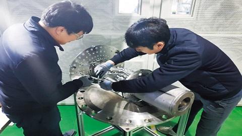 기계연, 캐나다와 손잡고 최고효율 가스터빈 개발한다