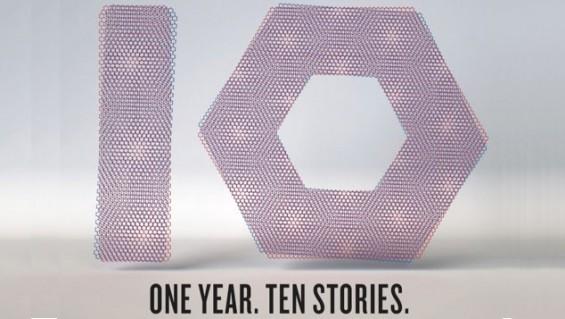 [표지로 읽는 과학] 한 해, 열 명의 이야기들