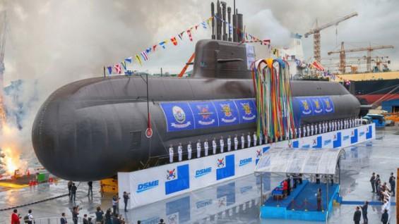 국산 3000t급 잠수함 저소음 설계기술, 기계연 최우수연구성과 선정