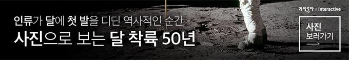 사진으로 보는 달 착륙 50년
