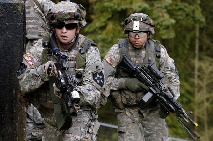 세계 최강의 군사력을 자랑하는 미국 육군의 뒤에는 미국육군연구소가 있다.-미국육군 제공