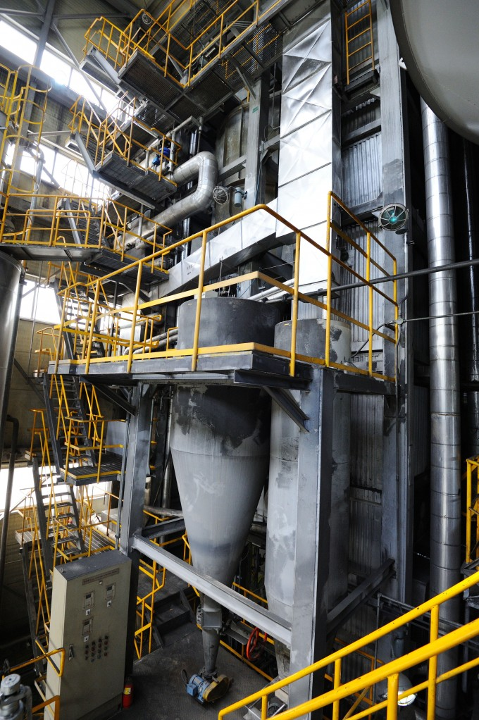 연구팀이 개발한 연소로 설비 모습. -사진 제공 한국에너지기술연구원