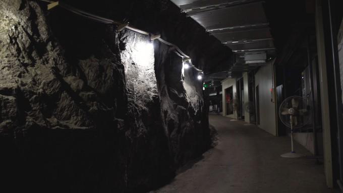 코사인-100 팀이 윔프 검출 실험을 한 양양 지하실험실(Y2L)의 모습. -사진 제공 IBS
