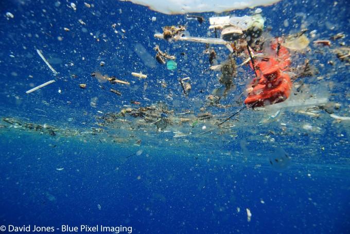 육지를 넘어 바다까지 진출한 플라스틱 폐기물이 큰 문제가 되고 있다. 미생물에 의해 빠른 속도로 자연 분해되는 친환경 플라스틱 개발이 시급해진 이유다. -사진 제공 블루픽셀이미징