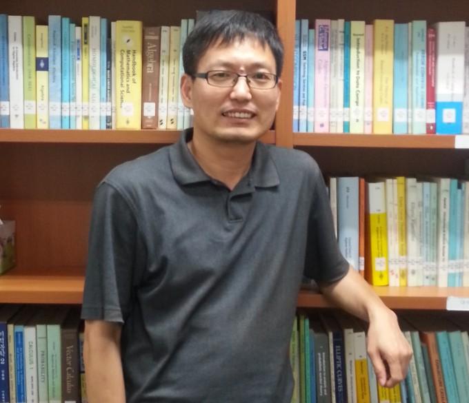천정희 서울대 수리과학부 교수 - 사진제공 과학기술정보통신부