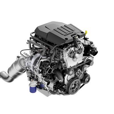 2019 쉐보레 실버라도에는 2.7L 터보 4기통 엔진이 장착됐다.-쉐보레 제공