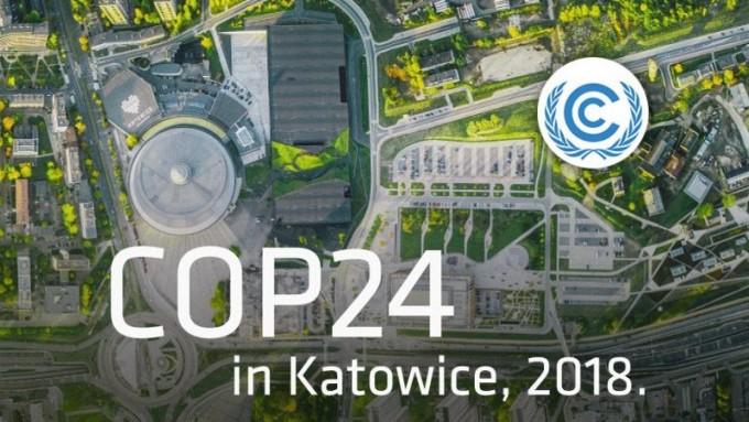 파리기후변화협약에 합의한 197개국 대표들이 한 자리에 모이는 '제24차 유엔기후변화협약(UNFCCC) 당사국총회(COP24)'가 2일 폴란드 카토비체에서 개막했다. - 유엔 제공