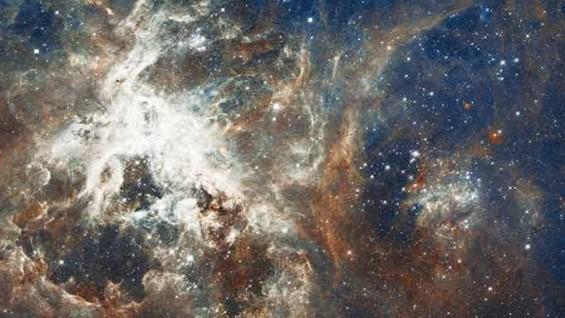 우주 탄생 이후 137억년간 별빛의 총량