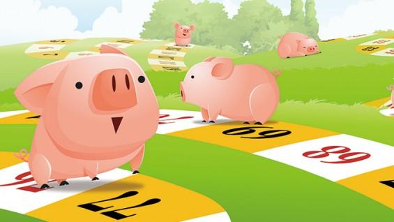 [주말N수학] '돼지 게임' 전략 확률로 짠다