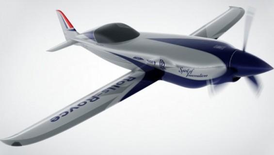 3대 항공엔진 회사 롤스로이스, 가장 빠른 전기비행기에 '눈독'