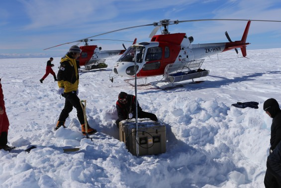 남극 빙하 사라질 위기…韓·美·英 주도 국제 남극 프로젝트 시동