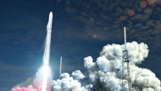 美핵미사일 발사장에서 3D프린팅 로켓 날아오른다