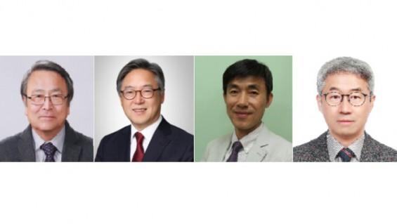 박진우·장석인 일진상,주원종 교수·김찬중 연구원 해동상 수상