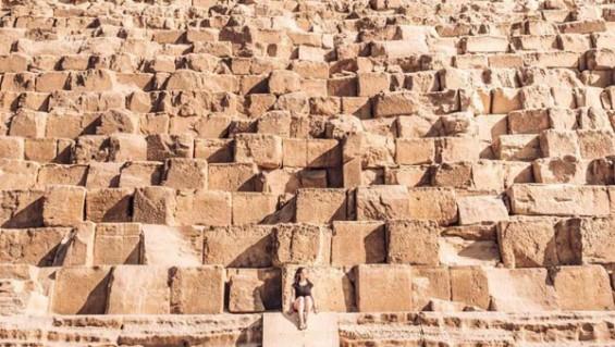 생각보다 훨씬 큰 피라미드