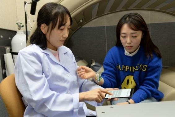 ETRI, 우울증 검사하는 손목시계형 센서 개발