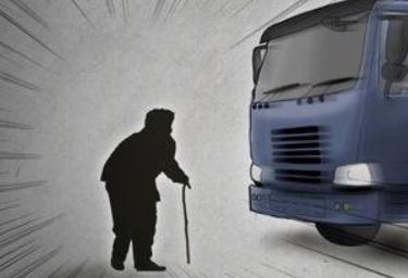 """""""노인에겐 내리막길이 가장 위험…심각한 교통사고 23배↑"""""""