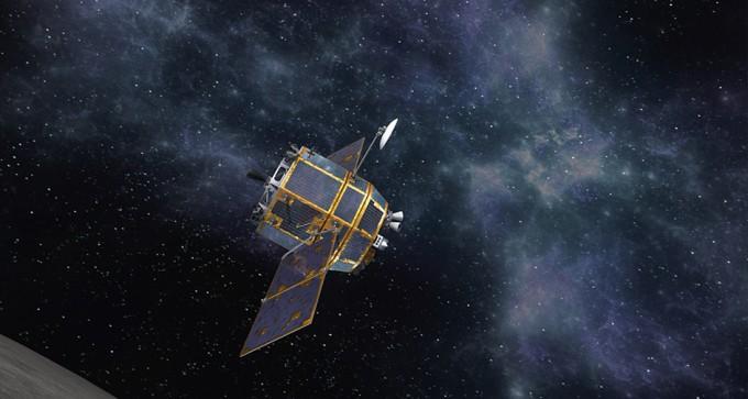한국이 개발 중인 달탐사선의 상상도. -사진 제공 한국항공우주연구원