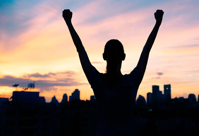 자기통제력이 높은 사람들은 목표를 달성했을 때의 긍정적인 결과 떠올리기와 하위 목표 만들기, 기분 전환하기의 세 가지 전략을 가장 많이 사용하는 것으로 나타났다. 게티이미지뱅크