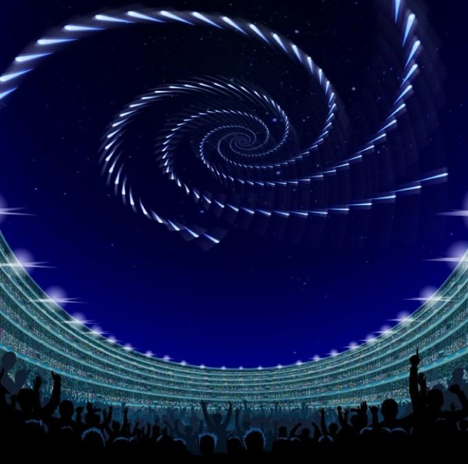 사상 최초로 인간이 만든 유성우가 쏟아질 예정이다. 직경 200km 범위까지 관찰이 가능해 일본 도쿄 근방에 유성우가 내릴 경우 3000만명이 유성우를 볼 수 있다.-ALE 제공