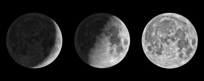 지구가 달과 태양 사이에 위치해 지구의 그림자에 달이 가려지는 현상으로 보름달일 때만 일어난다.-게티이미지뱅크