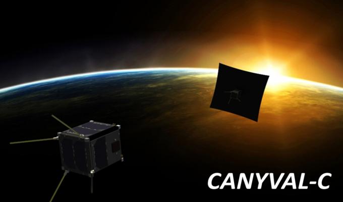 연구팀이 개발한 카니발 C는 2017 큐브위성 경연대회에서 최종 선정돼 늦어도 2020년 초에 발사 예정이다. 박상영 교수 제공