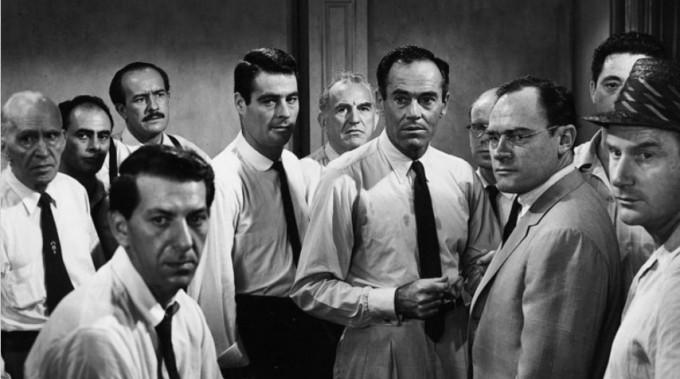 영화 '12명의 성난 사람들(12 Angry Men, 1957)'. imdb