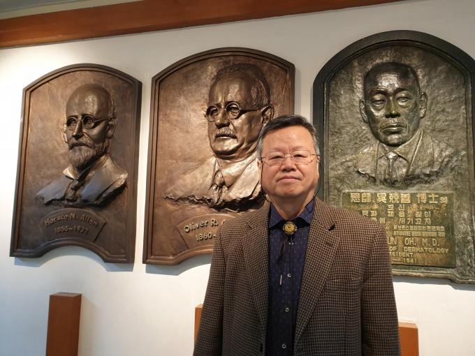 허승곤 연세대 의대 신경외과 명예교수.
