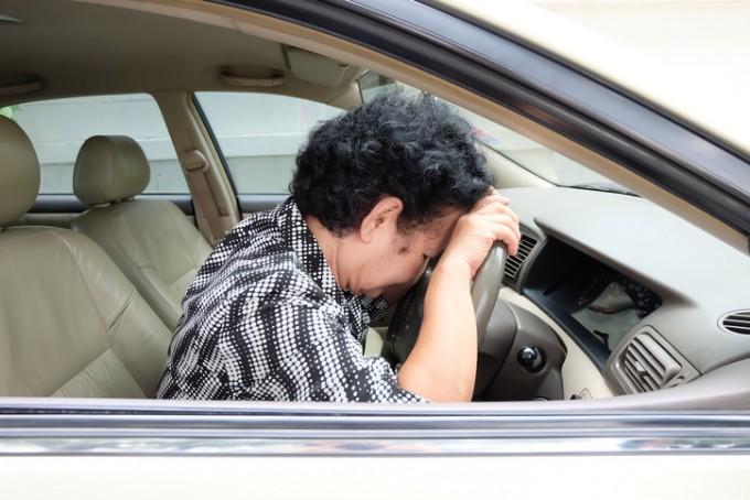 고령 운전자 교통사고 수가 과거에 비해 급증하고 있다. 게티이미지뱅크 제공