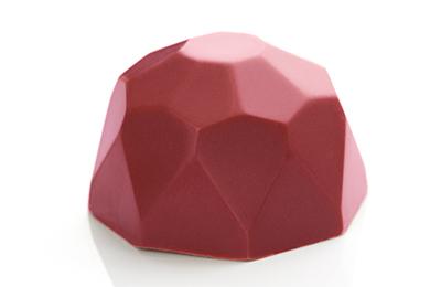 루비 초콜릿은 핑크색으로 일단 색깔에서 독보적이다. The Barry Callebaut Group