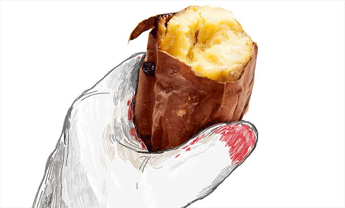 군고구마가 찐고구마보다 더 달콤한 이유는 뭘까. 과학동아