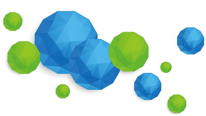 20세기 초반 수학자들은 3차원에서는 속이 꽉 찬 다면체에서 겉면만 이용하면 모든 가능한 단체 구와 같은 모양을 만들 수 있다는 것을 증명했다. 수학동아