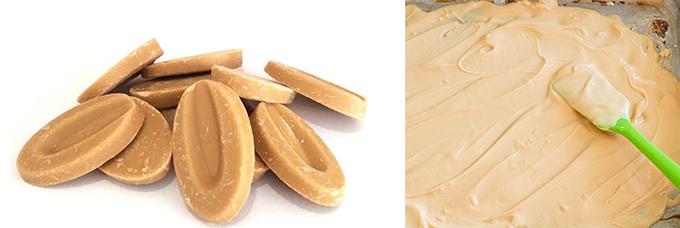 2012년 프랑스 초콜릿 제조업체 발로나는 구수한 빵맛이 나는 황금빛 초콜릿 '블론드 둘세'를 개발했다. 하지만  이 맛은 제조과정 중 우유의 화학반응 때문이었다는 사실이 밝혀지면서 4세대 초콜릿으로 인정받지 못했다. Valrhona