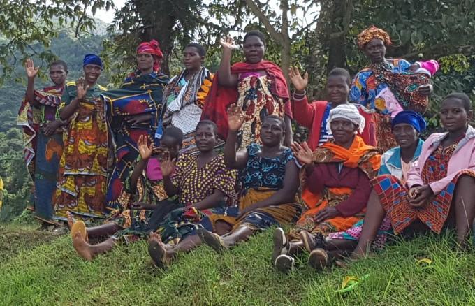 탄자니아 사람들. 허승곤 교수 제공