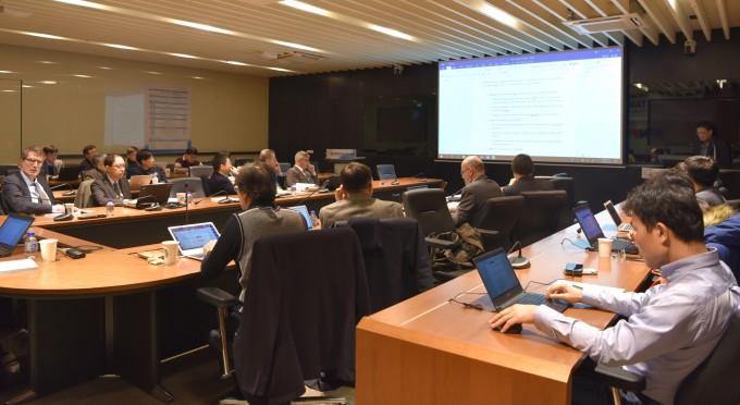 18일과 19일 이틀간 진행되는 제9차 KSTAR 국제자문위원회의 모습. 국가핵융합연구소 제공.